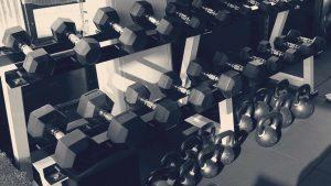 Fitness Gallery Slide