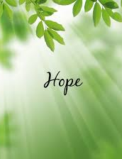 Hope and Resilience