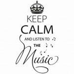 calm - music